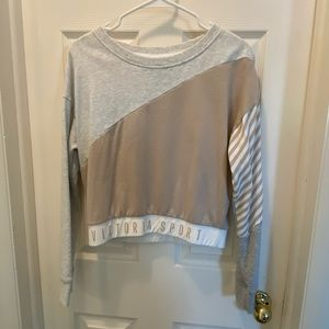 Victoria's Secret Sport Cropped sweatshirt